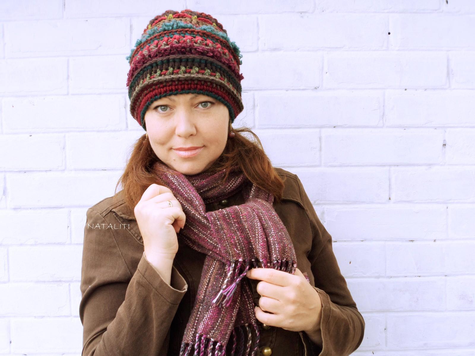 Boho hat - boho lady 19