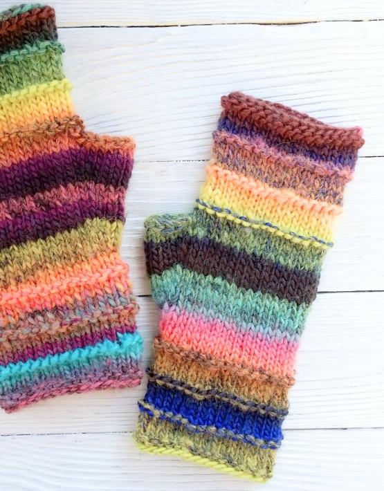 Mittens Multicolor - mitenki 73 555x710