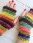 Mittens Multicolor - mitenki 75 70x90