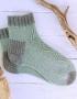 Hand knitting socks S-05 - nosochki 56 70x90