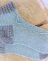 Hand knitting socks S-05 - nosochki 58 70x90