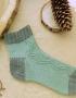 Hand knitting socks S-05 - nosochki 59 70x90