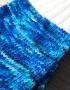 Hand knitting socks S-02 - nosochki 61 70x90