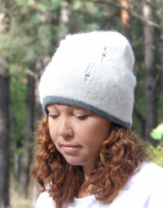 Alpaca hat - tkanye sharfy 383 555x710