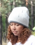 Alpaca hat - tkanye sharfy 383 70x90