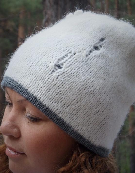 Alpaca hat - tkanye sharfy 386 555x710