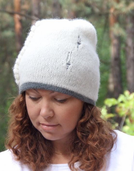Alpaca hat - tkanye sharfy 387 555x710